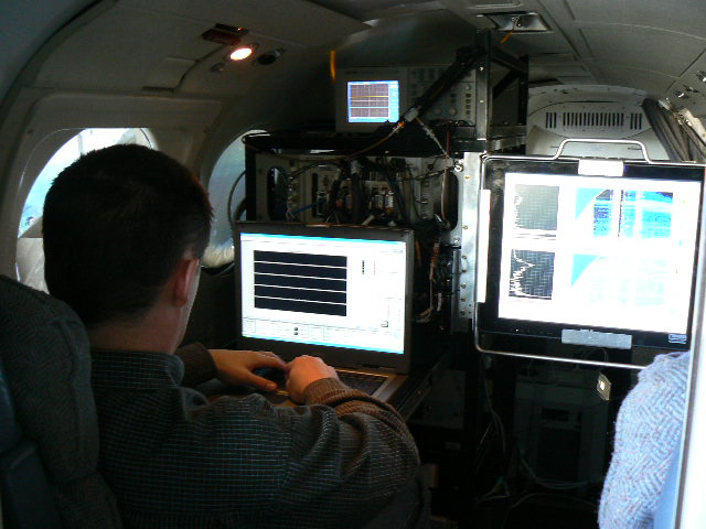High Spectral Resolution Lidar (HSRL) | NASA Airborne Science Program