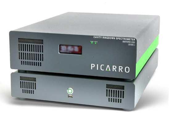Picarro G1301-c Methane/Carbon Dioxide Analyzer (Picarro ...