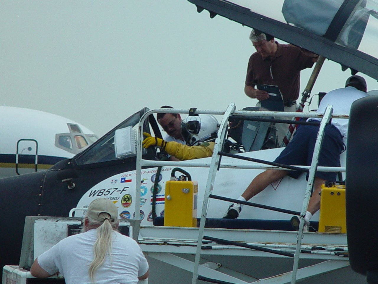 Pilot Prep | NASA Airborne Science Program