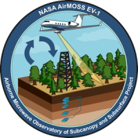 AirMOSS mission logo