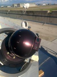 4STAR and AATS-14 tracking the sun at Ames