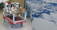 "MABEL, short for ""Multiple Altimeter Beam Experimental Lidar,"" serves as an ICESat-2 simulator."