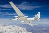 A modified U-2 spy plane will help researchers assess threats to the ozone layer over the United States. NASA PHOTO/CARLA THOMAS