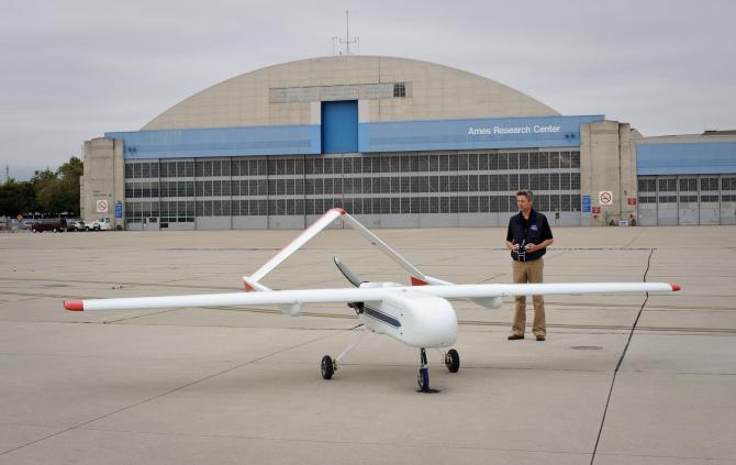 ames nasa sierra uav-#12