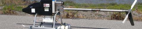 Vision-II remotely piloted rotorcraft