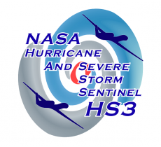 Hurricane and Severe Storm Sentinel (HS3) logo