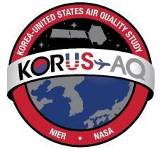 KORUS-AQ: An International Cooperative Air Quality Field Study in Korea logo