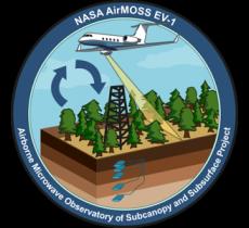 AirMOSS mission logo
